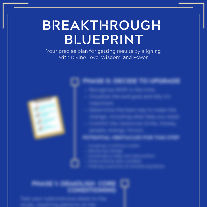 Breakthrough Blueprint thumbnail